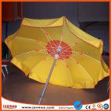 Constructeur fait sur commande de parapluie estampé par logo d'impression de Digitals