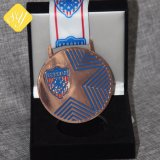 Good Quality Custom Metal Sport Soccer Blank Medal off Clouded To beg