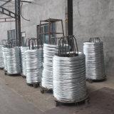 Бандажная проволока провода оцинкованной стали высокого качества для конструкции