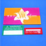 شركة علامة تجاريّة [سلك سكرين] بطاقة