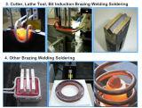 Riscaldatore di induzione ad alta frequenza di velocità molto veloce del riscaldamento per la brasatura della saldatura del metallo