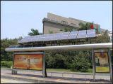 painel 55W solar Photovoltaic poli para anunciar o sistema de iluminação