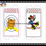 Boleto accesorio de la máquina de juego del rescate de la diversión para la venta