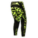 Abitudine alla moda verde dell'attrezzo del MX di motocross che corre i pantaloni (MAP09)