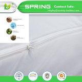 Tissu hypoallergénique acarien anti-poussière Terry Lit style Bug équipés de matelas avec enrobage TPU