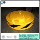 Elettro figura rotonda di sollevamento magnetica di sollevamento MW5-90L/1 dello scarto d'acciaio