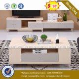 Style de fantaisie trempé meuble TV de couleur claire (HX-8NR0851)