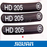 Étiquette faite sur commande bon marché de fiole de médecine de la conformité 10m de dessus de qualité