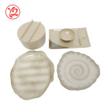L'usine à vendre la porcelaine d'élégance comme la vaisselle de mélamine a placé avec la portion assortie
