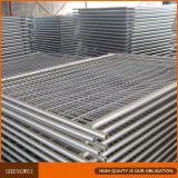 Recinzione provvisoria del metallo galvanizzata 2.1X2.4m dell'Australia