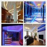 Alta striscia di flessibilità W/RGB 14.4W SMD5050 LED per la decorazione Camera/della casella chiara/illuminazione delle scanalature/baia del soffitto con 3 anni di garanzia