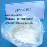 Местный наркозный злободневный стероидный Benzocaine порошка на сброс боли 94-09-7