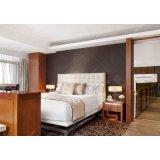 Qualitäts-hölzernes vorbildliches Möbel-Schlafzimmer für Verkauf