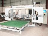 De automatische CNC Scherpe Machine van de Spons van het Mes van de Ring met Horizontaal Blad