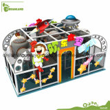 Наиболее популярные Китай детский крытый интерактивная игровая площадка оборудование