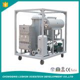 Máquina da eliminação do combustível da alta qualidade do tipo Bzl-150 de Lushun, dispositivo da refinaria de petróleo do vácuo, fábrica à prova de explosões do purificador de petróleo de Chongqing. China