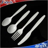Couverts de plastique de couteau de Diposable de pique-nique