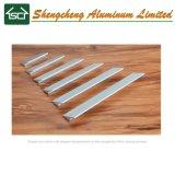 U de Handvatten van de Deur van de Trekkracht van het Aluminium van de Vorm/het Handvat van de Schuur van het Meubilair/het Handvat van de Deur van het Aluminium