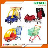 Trole de compra das crianças do supermercado (HBE-K-9)