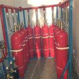 5.6MPa het Systeem van het Brandblusapparaat van het Gas van het Netwerk FM200 van de pijp