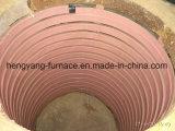 金属の銅の鋼鉄のための産業誘導加熱の誘導電気加熱炉