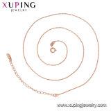44199 Halsband van de Kleur van de Manier Xuping 24K de Gouden