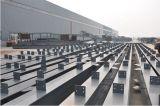 Q345 Estructura de acero de material, la estructura de vigas de acero, Sección H fabricando