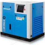 L'eau lubrifié Oilless électrique Fournisseur d'air rotatifs à vis du compresseur