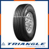 275/80R22.5 8R22.5 Triangle todas as posições das rodas em rodovias e estradas da cidade de pneus do veículo