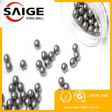 Bola de acero inoxidable de AISI304/304L para el juguete del sexo
