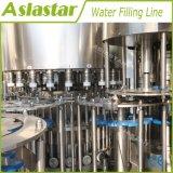 SUS304 Llave en mano de la planta de embotellado de agua potable pura Línea de llenado