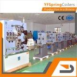 YFSpring Coilers C416 - диаметр провода 0,15 - 1,60 мм 4 - оси пружины с ЧПУ станок