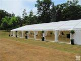Сбывание шатра венчания партии самомоднейшей конструкции 20X30 цены по прейскуранту завода-изготовителя горячее