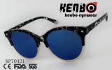 Смешанные рамы с собой солнечные очки за металлическое кольцо Kp70421