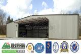 Alta calidad de la estructura de acero de bajo coste Prefabricarted Edificio Hangar