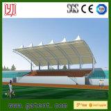 De geïsoleerder Structuur van het Membraan van de Stof van de Tent voor Bleacher van de Luifel van het Stadion