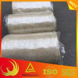Thermische Wärmeisolierung-Material-Felsen-Wolle-Rolle für großformatiges Rohr und Becken