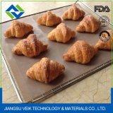 Doublure de four de fibre de verre de PTFE pour la doublure de boulangerie