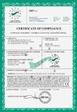 Grues de portique de bonne qualité avec l'élévateur électrique de certificat de la CE
