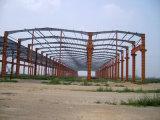 Faible coût concurrentiel Structure en acier préfabriqués atelier