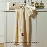 Fantastische kundenspezifische Geliebt-aktives gefärbtes Bambusbad-Tuch