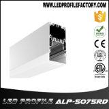 表面の台紙LEDの線形軽いアルミニウムプロフィール