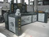 Monumento cinese di scultura di pietra del granito all'ingrosso