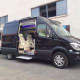 De Elektrische Glijdende Stap van het Ce- Certificaat voor Motorhome en Caravan met de Capaciteit 250kg van de Lading