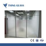 6/8/10мм кислоты выбиты стекла и матового стекла/ Sandblasted Semi-Transparent стекла / стекло
