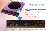 高温誘導の炊事道具の電磁石のオーブンエネルギーは2200Wを保存する