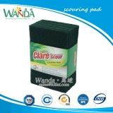 Verde oscuro Non-Scratch Estropajos productos de limpieza