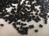 LDPE/LLDPE Gummiplastik aufbereitetes schwarzes Masterbatch im niedrigen Preis