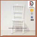 حديث أبيض قابل للتراكم [نبوليون] كرسي تثبيت فندق رفاهية يتعشّى كرسي تثبيت
