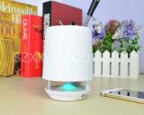 Горячий продавая диктор доказательства СИД Bluetooth воды держателя пер офиса 2017 с радиоим FM